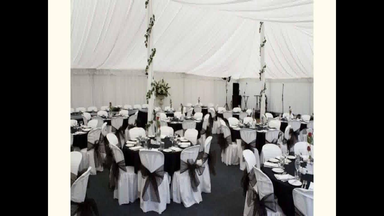 Fine Black White Wedding Theme Ideas Inspiration - The Wedding Ideas ...