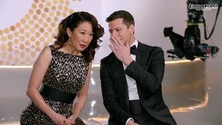 Sandra Oh and Andy Samberg are Ready for the 2019 Golden Globes (Korean sub)