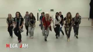 #thatPOWER will.i.am ft. Justin Bieber choreography by Jasmine Meakin (Mega Jam)