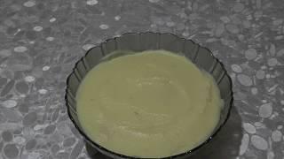 Классический заварной крем для тортов. Рецепт