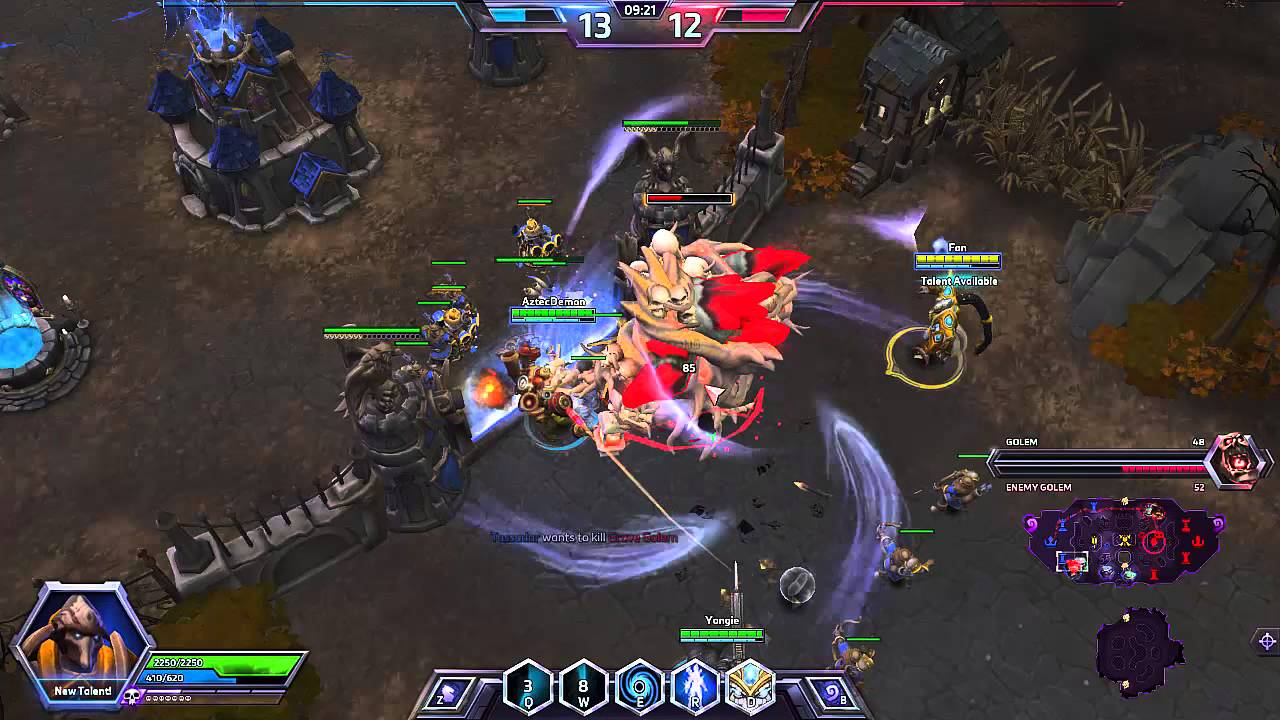 Heroes Of The Storm Tassadar Damage Build By Fan Pro Player Top 10 Masters League Youtube I am missing tassadar the support too much , i feel a dent in my hero arsenal i am used to play. youtube