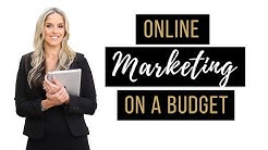 Online Marketing Strategy on a Budget