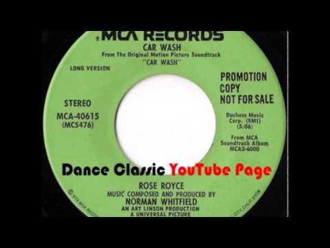 Rose Royce - Car Wash (Long Version)