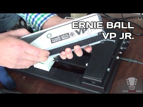 Ernie Ball VP Jr. Volume Pedal - Gear Review
