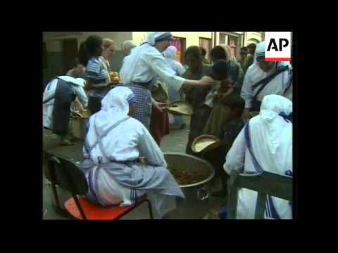 A look at life of Mother Teresa ahead of beatification