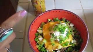 A Vegetarian Hoppin John Recipe
