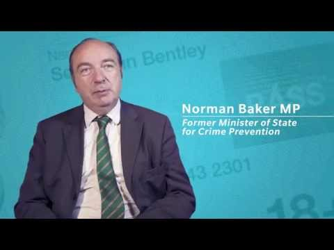 Interview with Norman Baker - Former Minister of State for Crime Prevention