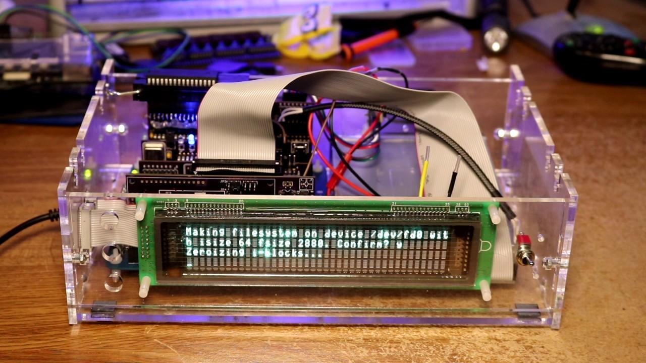 Z80 Retrocomputing 16 - UNIX on RC2014