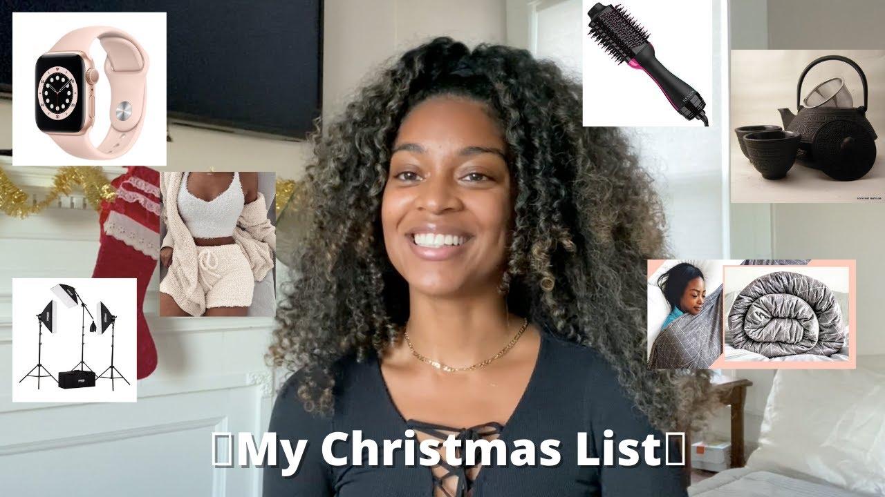My Christmas List: Christmas Gift Ideas