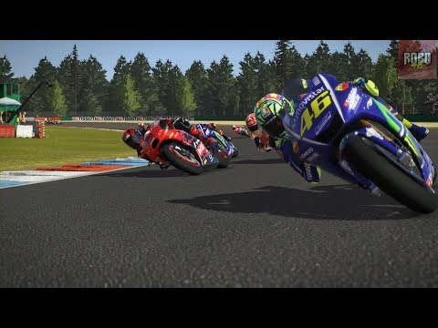 MotoGP 17 | Managerial Career Pt 23: Rossi Closes The Points Down