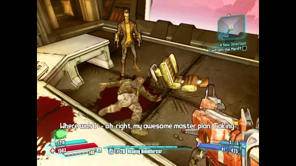 Borderlands Pre Sequel  More Tiny Tina Moments