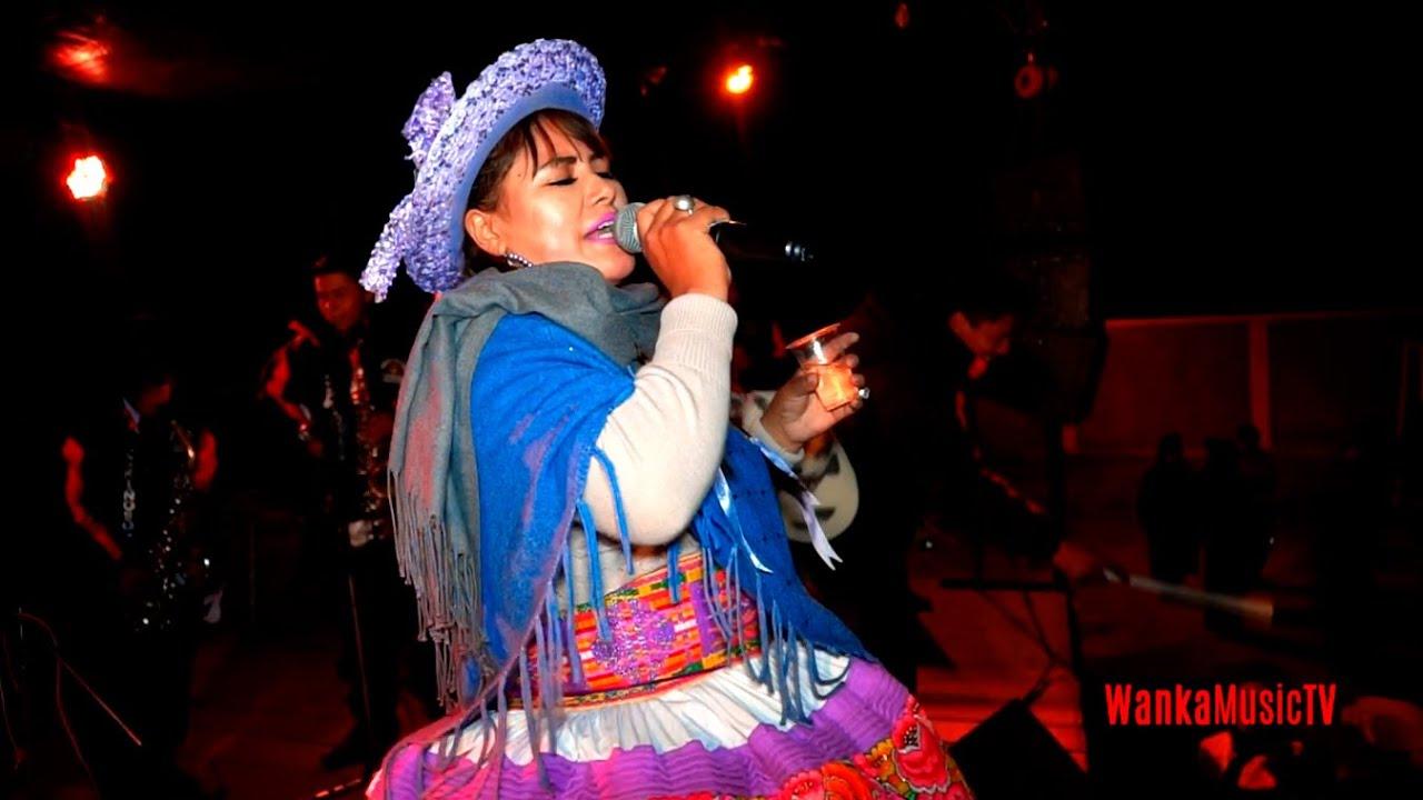 Mariflor Gómez en Zunipampa 2019 Mix de Santiagos