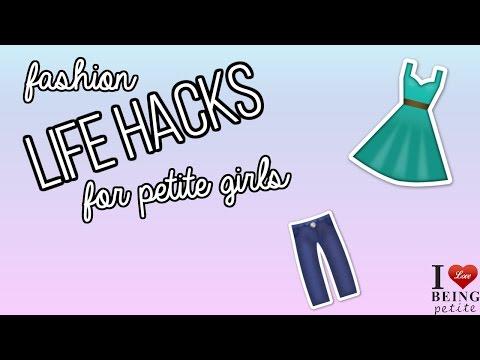 Fashion Life Hacks for Petite Girls