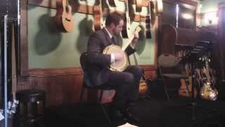 Waiting for the Robert E Lee performed on tenor banjo by Tyler Jackson