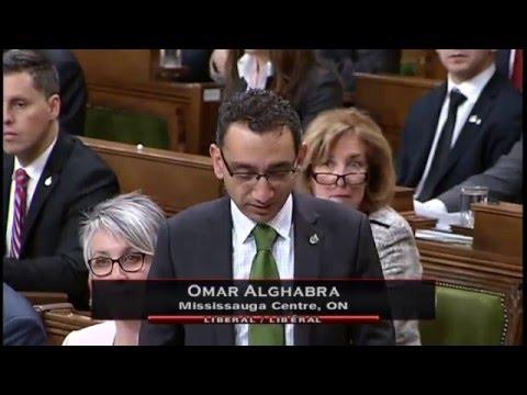 Omar Alghabra Recognizes Rick Hansen Secondary School ...