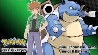 Pokémon The Origins - Rival Encounter! Extended (HD)