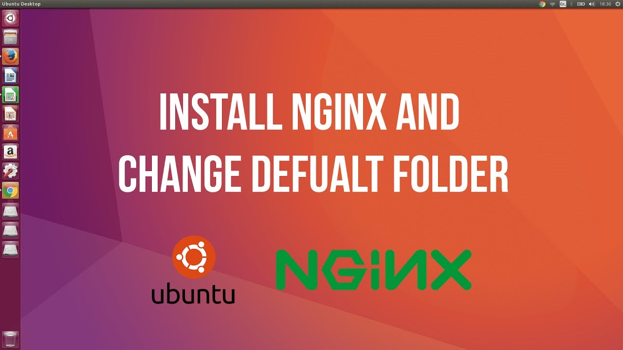 Ubuntu - Install NGINX and change defualt folder