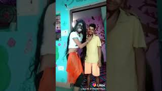 Tu glt h gujer funny video mala movie comedy  Bhai Ravi  Ka new version