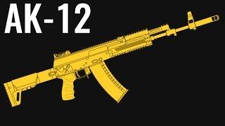 AK-12 - Comparison in 10 Random Video Games
