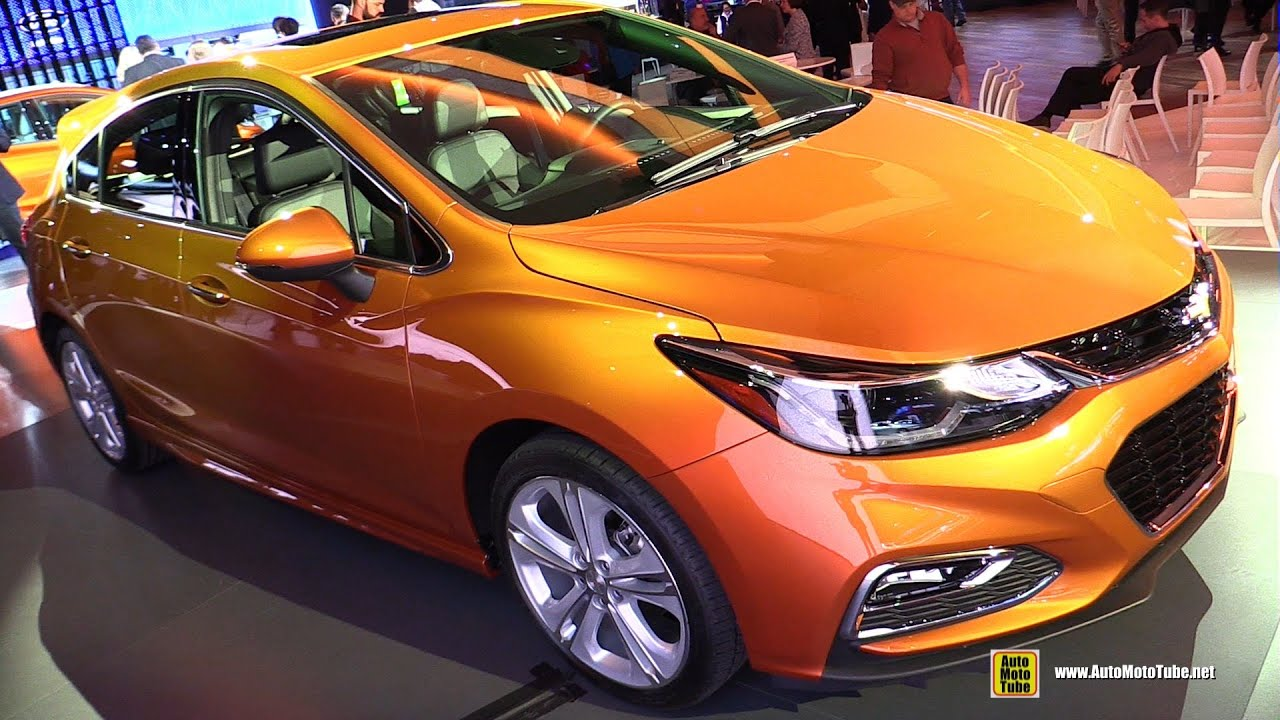 2017 Chevrolet Cruze Hatchback Exterior And Interior Walkaround Debut At 2016 Detroit Auto Show You