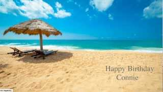 Connie - Happy Birthday - Nature - Happy Birthday