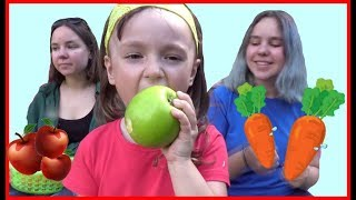 Gambar cover *No no - I'm not hungry *Song for kids by Makar