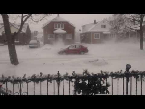 Lake effect Snow (blizzard Warrning in Effect) Buffalo NY Live Stream