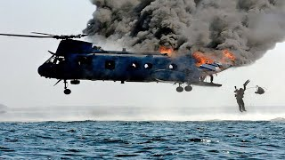 30 helicopter crashes caught on camera ...