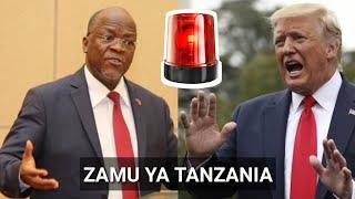 Marekani yaiwashia Tanzania taa nyekundu gafla tena leo,nchi nyingi zashangaa!
