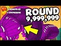 HACKING TO THE HIGHEST ROUND *9,999,999* IN BLOONS TD 6 (ENDING)