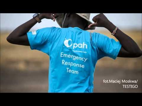 Pracownicy PAH w Sudanie Południowym w Radiu Mirava