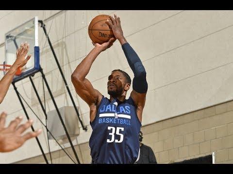 Full Highlights: Dallas Mavericks vs Oklahoma City Thunder from Orlando Summer League