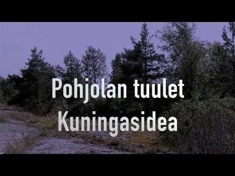 POHJOLAN TUULET   Kuningasidea-karaoke-lyrics