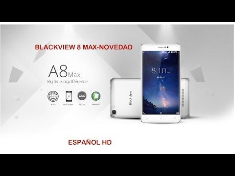 BLACKVIEW A8 MAX.
