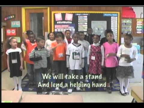 Ferguson Easley Elementary School's Green Pledge