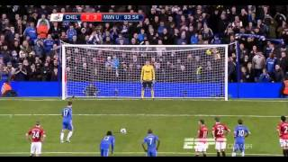all goals chelsea 5 x 4 manchester united capital cup one