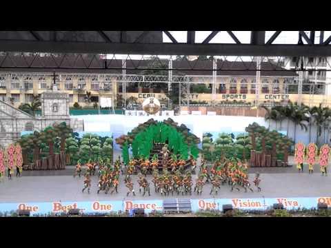 Sinulog 2014 FI GRAND CHAMPION - TRIBU BASAKANON