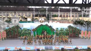 Sinulog 2014 FI GRAND CHAMPION - TRIBU BASAKANON