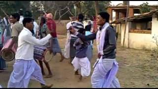 chhattisgarhi surgujhiya saila danda nritya
