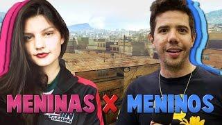 MENINOS x MENINAS - CrossFire
