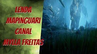 A lenda brasileira do Mapinguari!!!