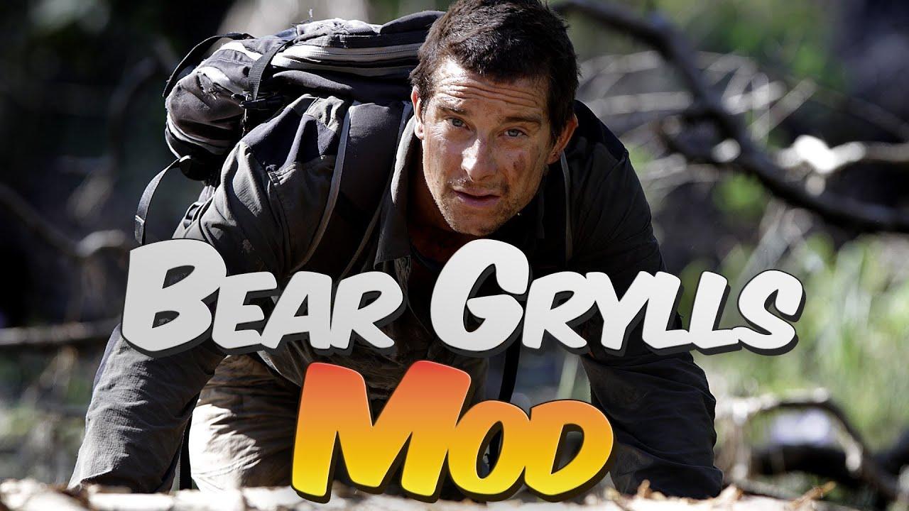 Bear grylls nud