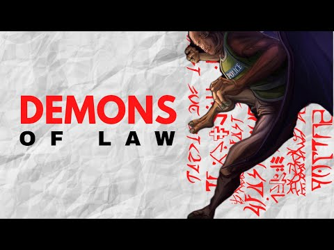 LordAvatarII - Demons of Law (Unofficial Video)