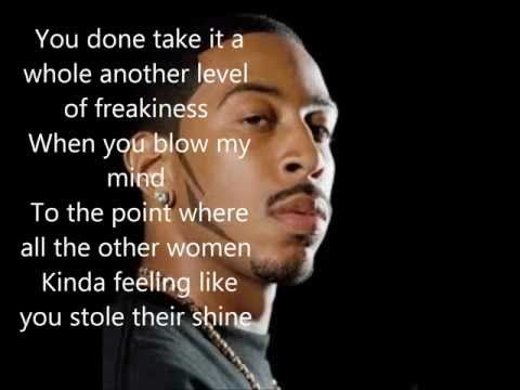 Representin'-Ludacris Ft. Kelly Rowland (Lyrics)