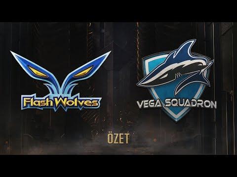 Flash Wolves ( FW ) vs Vega Squadron ( VEG ) 4. Maç Özeti | MSI 2019 Ön Eleme Finalleri