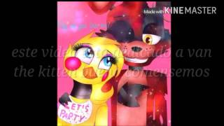 Toy Foxica Nightcore Bad Boy Foxy X Toy Chica Fnaf