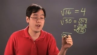 How to Extract the Square Root : Math Answers