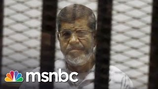 US 'Deeply Concerned' By Morsi Death Sentence    (Egypt)
