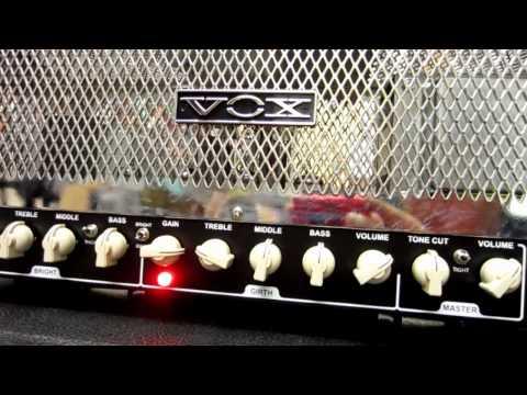 Vox Night Train NT50 Amp Drive Sound