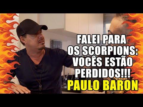 Regis Conversa com Paulo Baron o Empresário do Metal